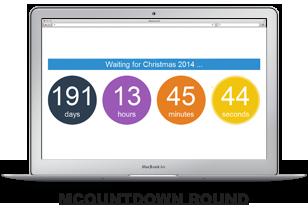 MCountDown - Responsive jQuery Countdown Plugin - 3