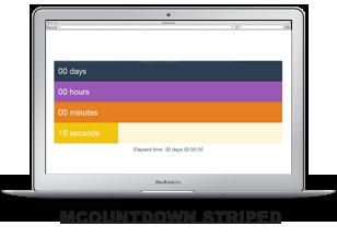 MCountDown - Responsive jQuery Countdown Plugin - 5