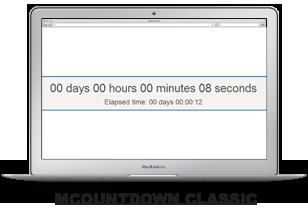 MCountDown - Responsive jQuery Countdown Plugin - 6